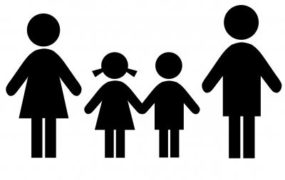 Familie grafik