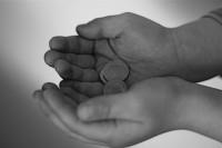 Sparen für die Bedürftigen – für die Banken